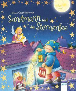 Kleine Geschichten vom Sandmann und der Sternenfee von Dal Lago,  Gabriele, Hebrock,  Andrea, Kaup,  Ulrike