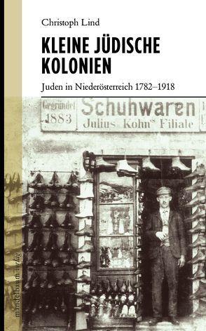 Kleine jüdische Kolonien von Lind,  Christoph