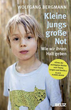 Kleine Jungs – große Not von Bergmann,  Wolfgang, Hurrelmann,  Klaus