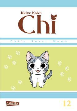 Kleine Katze Chi 12 von Gravert-Stutterheim,  Nadja, Kanata,  Konami