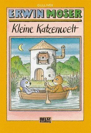 Kleine Katzenwelt von Moser,  Erwin