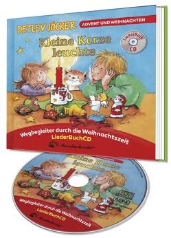 Kleine Kerze leuchte von Jöcker,  Detlev, Krenzer,  Rolf, Rarisch,  Ines