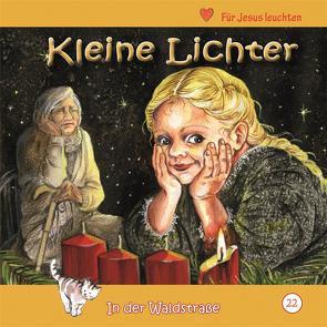 Kleine Lichter von Hildebrant,  Nelly, Schulz,  Irina