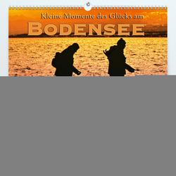Kleine Momente des Glücks am Bodensee (Premium, hochwertiger DIN A2 Wandkalender 2021, Kunstdruck in Hochglanz) von Brinker,  Sabine