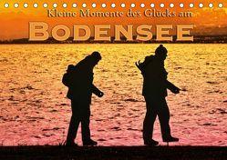 Kleine Momente des Glücks am Bodensee (Tischkalender 2019 DIN A5 quer) von Brinker,  Sabine