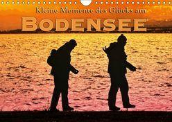 Kleine Momente des Glücks am Bodensee (Wandkalender 2019 DIN A4 quer) von Brinker,  Sabine