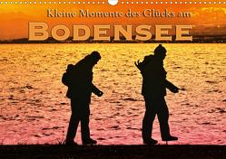 Kleine Momente des Glücks am Bodensee (Wandkalender 2021 DIN A3 quer) von Brinker,  Sabine