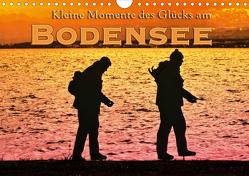 Kleine Momente des Glücks am Bodensee (Wandkalender 2021 DIN A4 quer) von Brinker,  Sabine