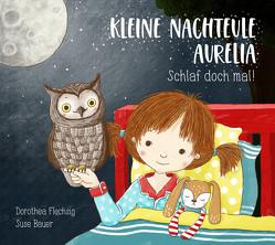 Kleine Nachteule Aurelia von Bauer,  Suse, Flechsig,  Dorothea