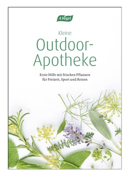 Kleine Outdoor-Apotheke von Rawer,  Claudia, Zehnder,  Ingrid