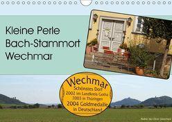 Kleine Perle – Bach-Stammort Wechmar (Wandkalender 2018 DIN A4 quer) von Flori0,  k.A.