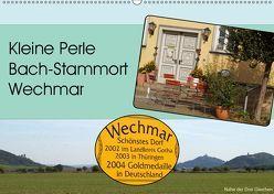 Kleine Perle – Bach-Stammort Wechmar (Wandkalender 2019 DIN A2 quer) von Flori0