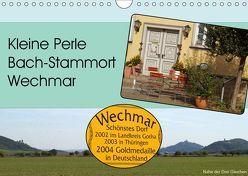 Kleine Perle – Bach-Stammort Wechmar (Wandkalender 2019 DIN A4 quer) von Flori0