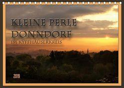 Kleine Perle Donndorf im Kyffhäuserkreis (Tischkalender 2019 DIN A5 quer) von Flori0