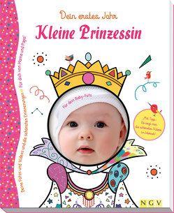 Kleine Prinzessin – Babyalbum für Mädchen
