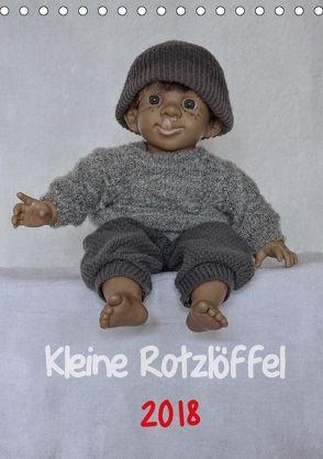 Kleine Rotzlöffel 2018 (Tischkalender 2018 DIN A5 hoch) von Arnold,  Hernegger
