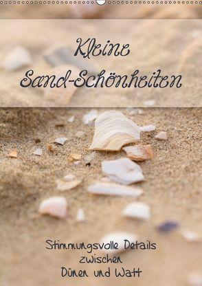 Kleine Sand-Schönheiten / Familienplaner (Wandkalender 2018 DIN A2 hoch) von Bergmann,  Kathleen