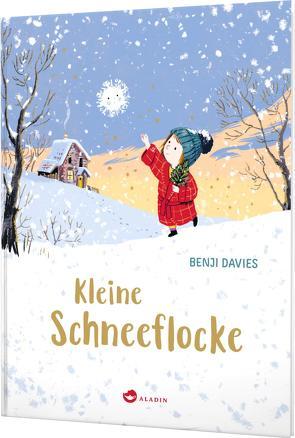 Kleine Schneeflocke von Davies,  Benji, Naumann,  Ebi