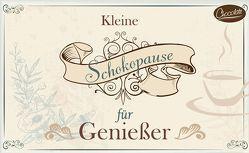Kleine Schokopause für Genießer von Engeln,  Reinhard