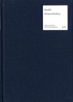Kleine Schriften zur Logik von Bardili,  Christoph Gottfried, Paimann,  Rebecca