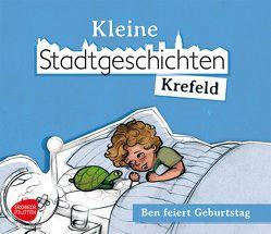 Kleine Stadtgeschichten Krefeld von Heuser,  Christiane, Matthis,  Maika