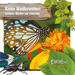 Kleine Waldbewohner: Insekten, Würmer und Schnecken von Twiddy,  Robin