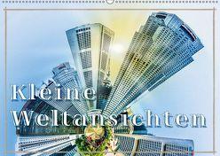 Kleine Weltansichten (Wandkalender 2019 DIN A2 quer) von Gödecke,  Dieter