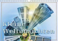 Kleine Weltansichten (Wandkalender 2019 DIN A4 quer) von Gödecke,  Dieter