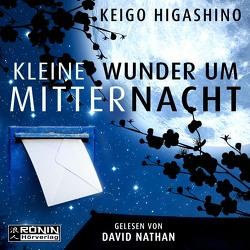 Kleine Wunder um Mitternacht von Finke,  Astrid, Higashino,  Keigo, Nathan,  David