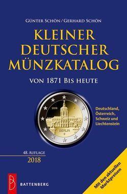 Kleiner deutscher Münzkatalog von Schön,  Gerhard