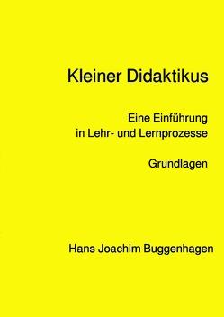 Kleiner Didaktikus von Dr. habil. Buggenhagen,  Hans Joachim