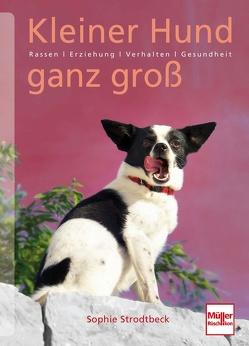 Kleiner Hund ganz groß von Strodtbeck,  Sophie