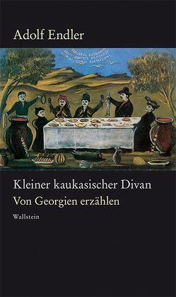 Kleiner kaukasischer Divan von Endler,  Adolf, Endler,  Brigitte