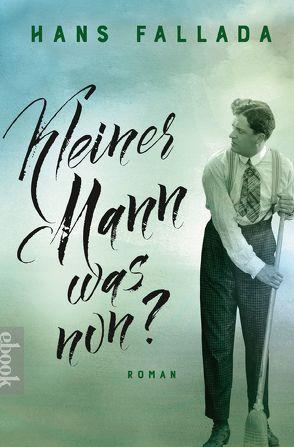 Kleiner Mann – was nun? von Fallada,  Hans