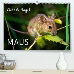 Kleiner Nager – Maus (Premium, hochwertiger DIN A2 Wandkalender 2020, Kunstdruck in Hochglanz) von Roder,  Peter
