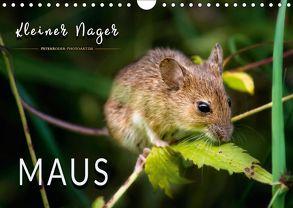 Kleiner Nager – Maus (Wandkalender 2018 DIN A4 quer) von Roder,  Peter