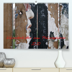 Kleiner philosophischer Kalender 2020 / CH-Version (Premium, hochwertiger DIN A2 Wandkalender 2020, Kunstdruck in Hochglanz) von Stolzenburg,  Kerstin