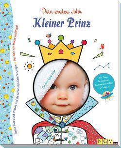 Kleiner Prinz – Babyalbum für Jungen