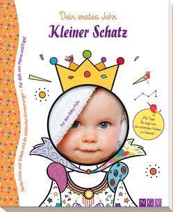 Kleiner Schatz – Babyalbum für Mädchen und Jungen