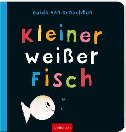 Kleiner weißer Fisch von van Genechten,  Guido
