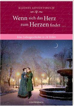 Kleines Adventsbuch – Im Schnee lagen drei Haselnüsse … von Vogel,  Daniela