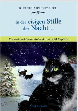 Kleines Adventsbuch – In der eisigen Stille der Nacht … von Behr,  Barbara, Edelmann,  Gitta