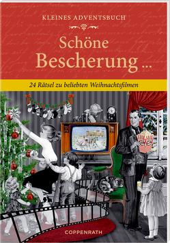 Kleines Adventsbuch – Schöne Bescherung von Niessen,  Susan