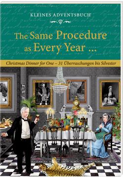 Kleines Adventsbuch – The Same Procedure as Every Year … von Behr,  Barbara, Niessen,  Susan