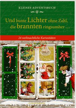 Kleines Adventsbuch – Und bunte Lichter ohne Zahl, die brannten ringsumher …