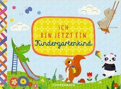 Kleines Eintragheft – Ich bin jetzt ein Kindergartenkind von Brezzi,  Sara