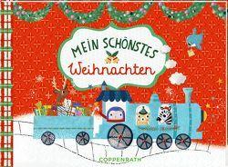 Kleines Eintragheft – Mein schönstes Weihnachten von Brezzi,  Sara