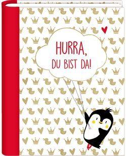 Kleines Foto-Einsteckalbum – Hurra, du bist da! von Kawamura,  Yayo