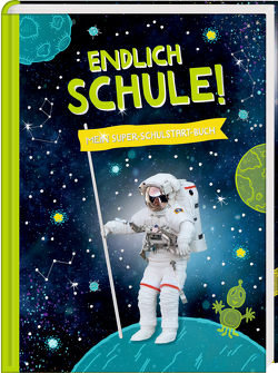 Kleines Geschenkbuch – Cosmic School – Endlich Schule! (Astronauten)