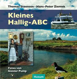 Kleines Hallig-ABC von Steensen,  Thomas, Ziemek,  Hans-Peter